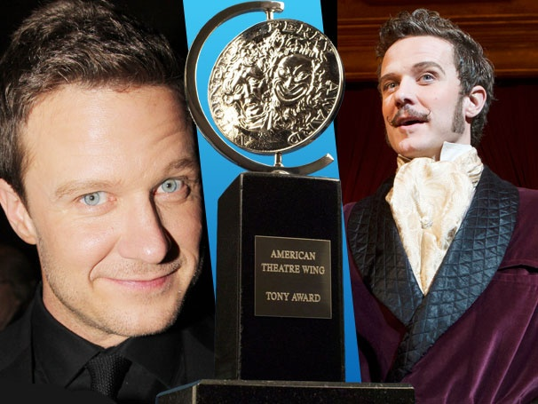The Mystery of Edwin Drood's Will Chase Shares His Tony Nod with His 'Lady, Puppy and Protein Shake'