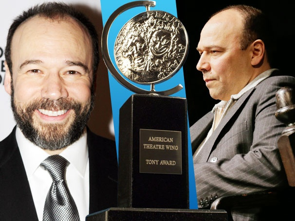 Golden Boy Tony Nominee Danny Burstein Can't Celebrate Until He Hears From His Wife, Rebecca Luker