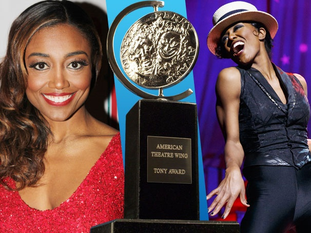 Pippin Star Patina Miller Celebrates a Mind-Blowing Nomination Day With Her New Fianc