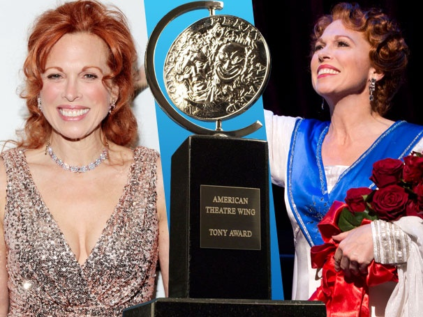 Scandalous Star Carolee Carmello Celebrates in Her PJs and Prays Kathie Lee Gifford Doesn't Want a 'Video Chat'