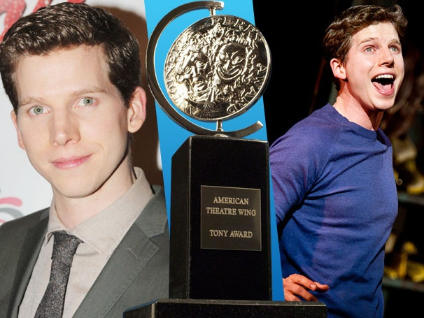 'Stunned' Tony Nominee Stark Sands is 'Rooting' for His Kinky Boots Rival to Win
