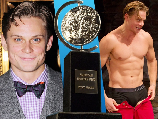Vanya Nominee Billy Magnussen Still Has to Work Out, Tony Nomination or Not