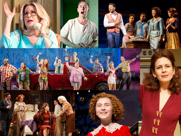 Noooooo! Which 2013 Tony Nomination Snub Makes You Mad?