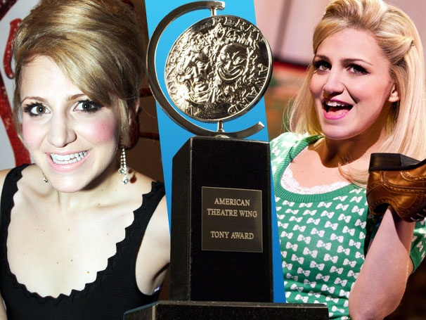 Kinky Boots Nominee Annaleigh Ashford Feels Like She Won the Powerball Today