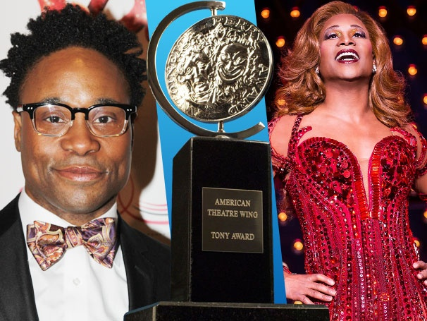 Tony Nominee Billy Porter Opens Up About Why the Role of Lola 'Takes My Breath Away' & His 'Rock,' Stark Sands