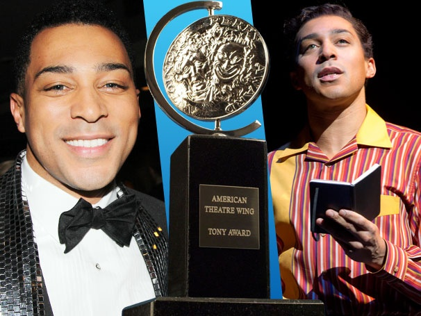 Motown's Charl Brown is 'Feeling Fine on Cloud Nine' After His First Tony Nomination