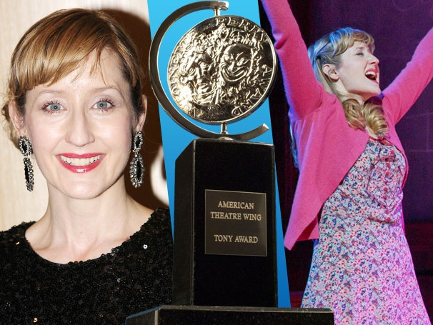 It's 'Full Steam Ahead' for Matilda's Lauren Ward, Who Didn't Expect Her First Tony Nomination