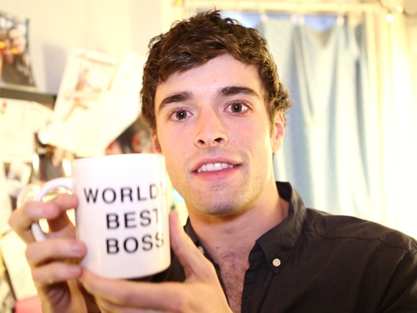 Corey Cott Draws Inspiration from Mark Rylance, Justin Timberlake & More Backstage at Newsies