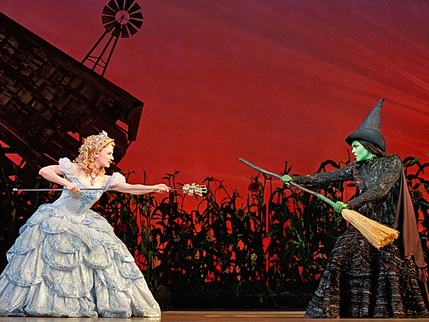 Smash Hit Musical Wicked Flies Into Madison