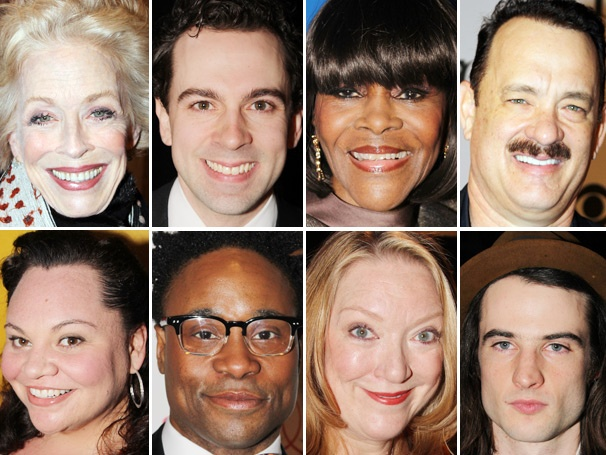 Weekend Poll: Which First-Time Tony Nominee Are You Most Excited For?