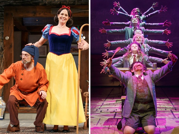 Vanya and Sonia and Masha and Spike, Matilda & More Honored by the New York Drama Critics Circle
