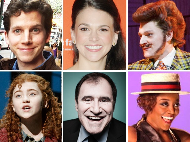 Stark Sands Is the Best Co-Star Ever, Sutton Foster Is a Teen Queen & More Lessons of the Tony Nominations 