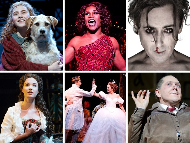 The Power of the Fans! 2013 Broadway.com Audience Choice Award Winners Announced