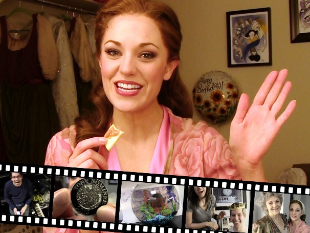 The Princess Diary: Backstage at Cinderella with Laura Osnes, Episode 9: It's Tony Time!