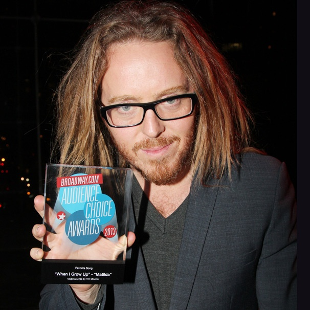 Matilda BACA Winner Tim Minchin Is 'Proud' His Work Appeals to Everyone from 'Six to 96'