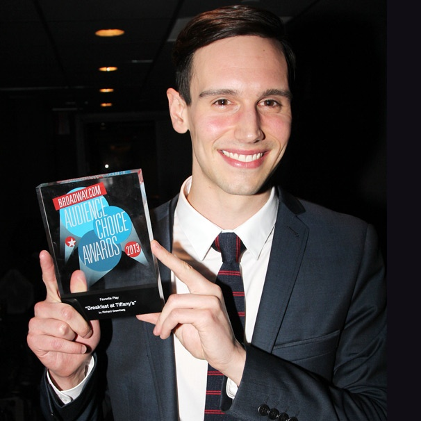 Breakfast at Tiffany's Star Cory Michael Smith on the 'Gusto and Integrity' Behind the BACA-Winning Favorite Play