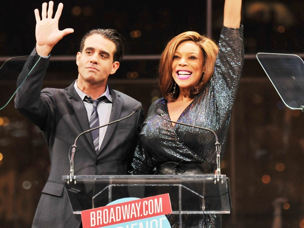 Photo Scrapbook! An Exclusive Look Inside the 2013 Broadway.com Audience Choice Awards Ceremony