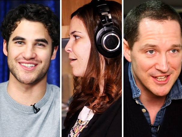 Top Five! Darren Criss Tour Talk, a Dogfight Duet & Matilda Musings Lead the Weeks Hottest Videos