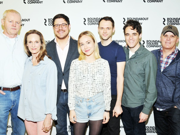 Meet the Cast of Roundabout's World Premiere Drama The Unavoidable Disappearance of Tom Durnin