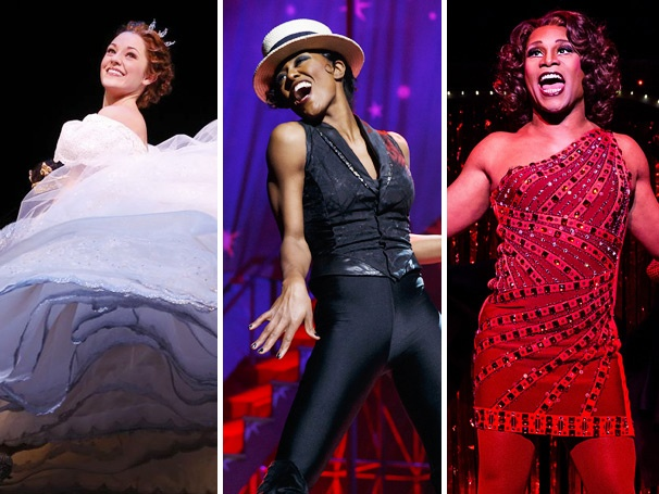 Laura Osnes, Patina Miller, Billy Porter and More Among Astaire Award Nominees