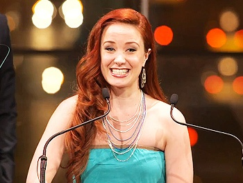 BACA 2013 Highlight: 'Phantom Is Like My Jam' Says Sierra Boggess, Winner of Favorite Replacement