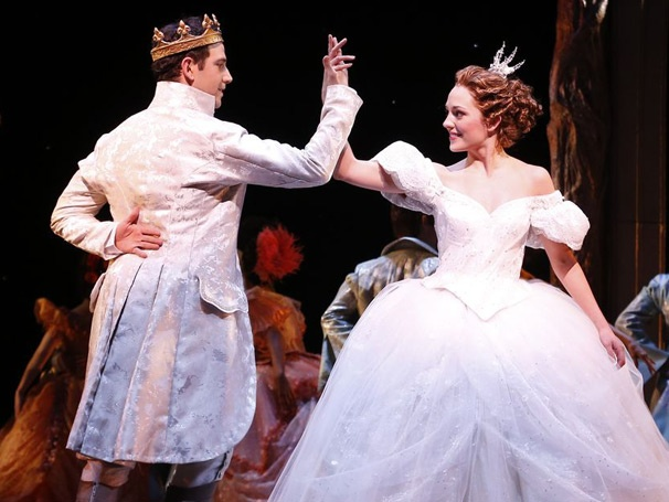 Its Possible! Cinderellas Laura Osnes & Santino Fontana Are Taking Your Questions in a Double Ask a Star