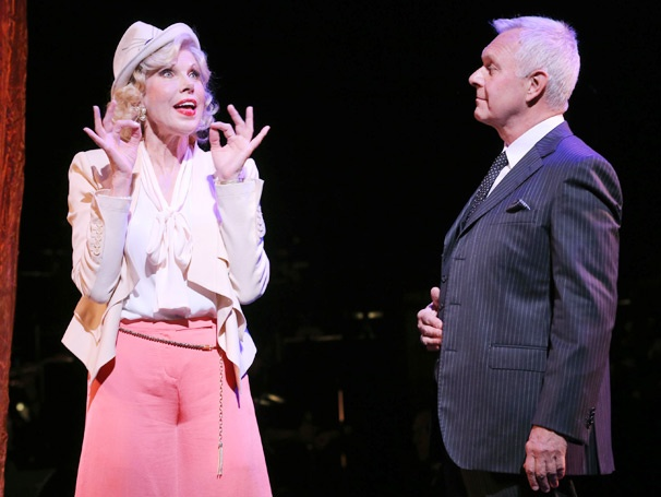 First Look at Tony Winners Christine Baranski, Walter Bobbie, Karen Ziemba & More in Encores!' On Your Toes