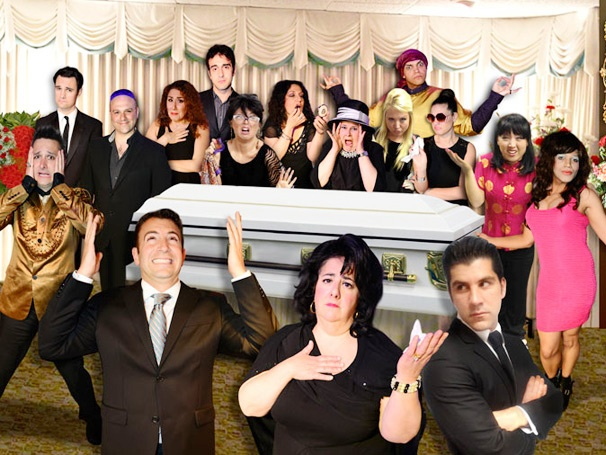Sicilian Sequel My Big Gay Italian Funeral Opens Off-Broadway
