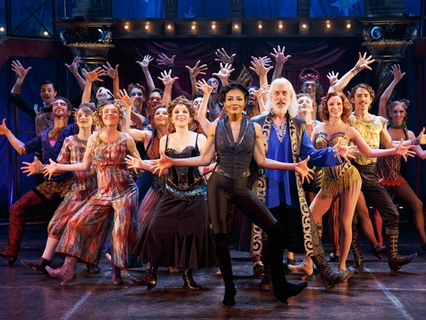 Pippin Hits the Road! Circus-Inspired Revival to Launch U.S. National Tour