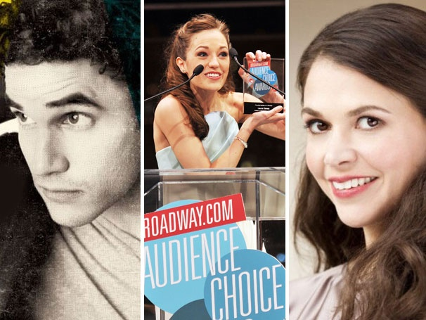 Top 10! Darren Criss Fan Appeal, BACA Fun & Sutton Foster's Cabaret Plans Lead the Week's Most-Read Stories