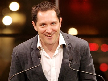 BACA 2013 Highlight: Matilda's Bertie Carvel Wins an Audience Choice Award for His 'Thrilling' Breakthrough Performance