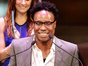 BACA 2013 Highlight: Kinky Boots Winner Billy Porter Advises 'One Must Have a Scotch on Their Day Off'