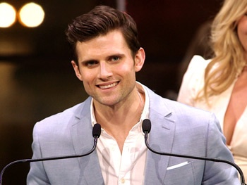 BACA 2013 Highlight: Find Out Why Wicked Hunk Kyle Dean Massey Was Hoping the Show Wouldn't Win