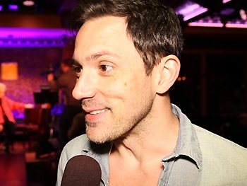Tony Winner Steve Kazee Opens Himself Up for a New Show of Original Music at 54 Below