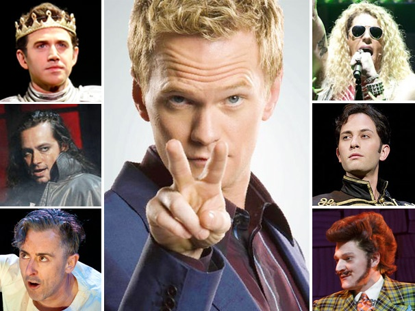 Weekend Poll: Which Current Broadway Role Is Perfect for Tony Host Neil Patrick Harris?