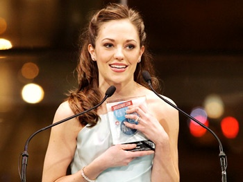 BACA 2013 Highlight: See Laura Osnes, Cinderella's Gracious Star, Display Why She's 'Broadway's Princess'