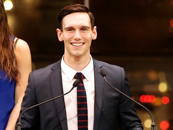 BACA 2013 Highlight: Breakfast at Tiffany's Star Cory Michael Smith on the Show's Surprising Win: 'Can You Believe It?'