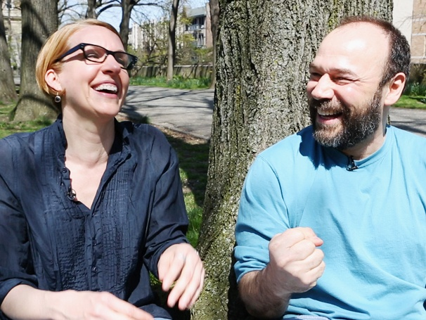 Talley's Folly Star Danny Burstein Talks Tats, Farts and Hanging with Sondheim on Side by Side by Susan Blackwell