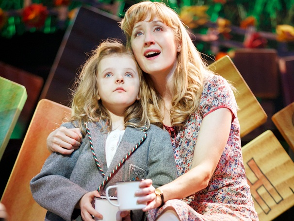 Matilda's Lauren Ward on Her Tony-Nommed Broadway Return & the Pressure of Being Married to Her Director