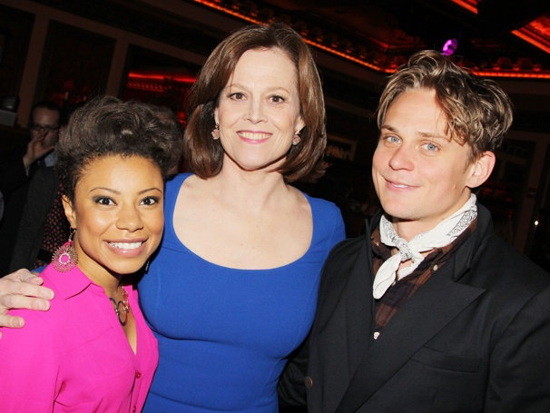 Stars of Matilda, Vanya & More Celebrate 2013 Drama Critics' Circle Awards