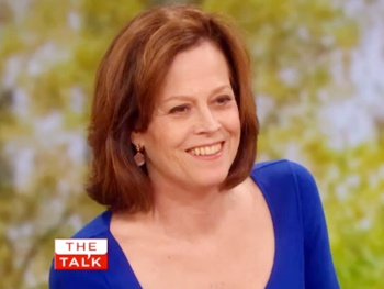 Vanya Star Sigourney Weaver Recalls Annoying Audience Members & Fan Interactions on The Talk