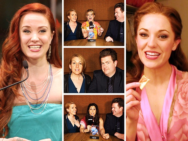 Top Five! BACA Speeches and After-Party Fun & a Tony-Time Princess Diary Lead Most-Watched Videos
