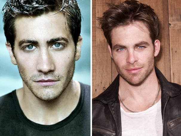 Jake Gyllenhaal & Chris Pine in Talks to Play Princes in Film Adaptation of Into the Woods