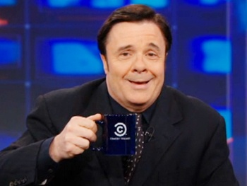 The Nance Star Nathan Lane Jokes About His Theme Song and the Broadway Sweatshop on The Daily Show