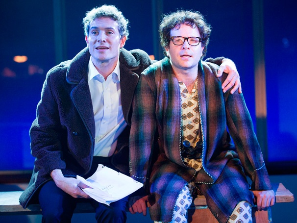 Mark Umbers on Daring to Be 'Vile' as Franklin in the London Revival of Sondheim's Merrily We Roll Along