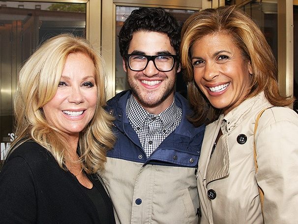 Darren Criss, Kathie Lee Gifford & Hoda Kotb Let Loose at Broadway's Vanya and Sonia and Masha and Spike