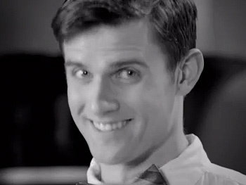 Kyle Dean Massey, Porn Star? The Wicked Hunk Appears in Amy Schumer Spoof