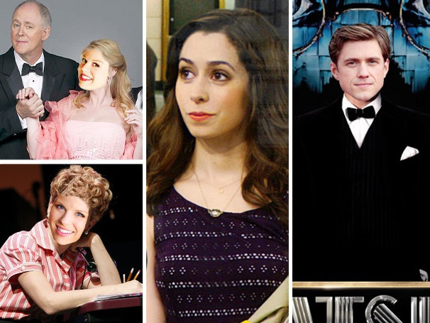 Top 10! Smash and How I Met Your Mother News & Fantasy Casts Top the Week's Most-Read Stories