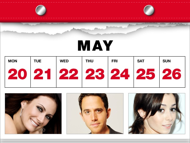 Laura Benanti Heads Downtown, Santino Fontana Swings & Cristin Milioti Goes to the Pub in This Week's Datebook