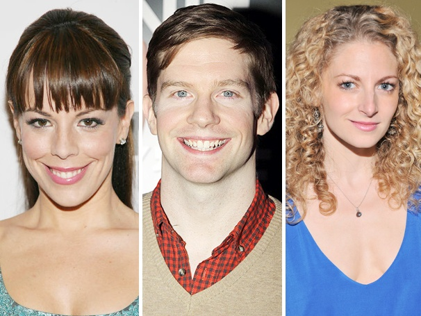 Leslie Kritzer, Rory O'Malley & Lauren Molina to Star in Reality Dating Show Musical Nobody Loves You